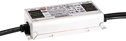 MeanWell XLG-100-24-A 96W 24V 4A Alimentación de los LED IP67