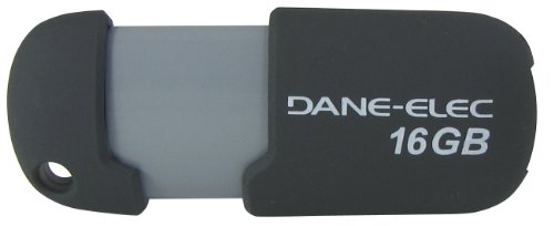Dane-Elec 16 GB USB 2.0 Flash Drive DA-ZMP-16G-CA-G2-R