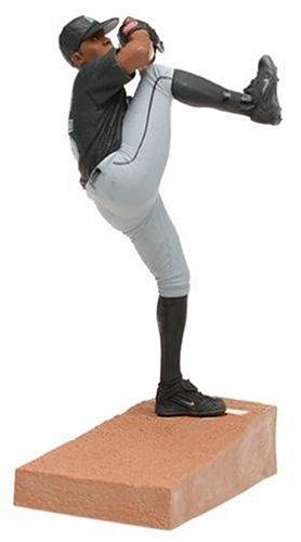 half off d3ec2 69783 MLB Series 9 Figure: Dontrelle Willis with Black Florida ...
