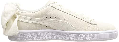 White Blanco Zapatillas Bow Suede White Wn's 02 whisper Para Mujer Puma whisper 8Y166