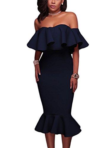 blue gingham dress size 12 - 8