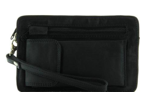 PRATO handgelenktasche N4–Negro