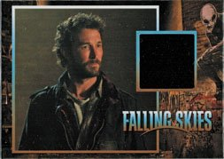 Falling Skies Season One CC2 Noah Wyle as Tom Mason Costume Card from Falling Skies