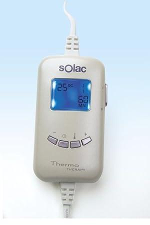 Solac CT8635 Thermo Therapy - Manta eléctrica: Amazon.es: Salud y cuidado personal