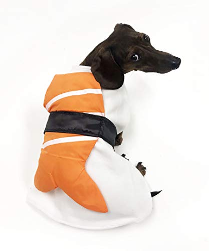 Midlee Sushi Dog Costume (10