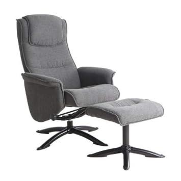 PLM Design Sillon Relax con reposapatas de diseñador Moderno ...