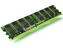 Kingston ValueRAM 1 GB 333MHz PC2700 DDR DIMM Desktop Memory (KVR333X64C25/1G)