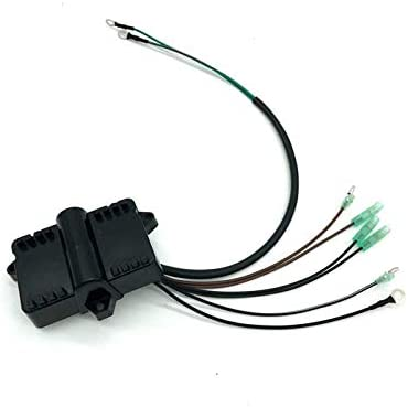 Jetunit for Mercury Cdi//Ignition Pack Outboard 339-7452A 1,339-7452A 7,339-7452A 15,339-7452A 19,6HP 9HP 9.9HP 10HP 15HP 20HP 25HP 1980-1996