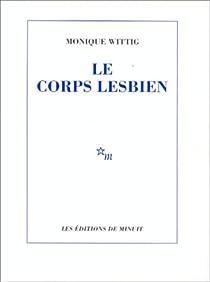 Le corps lesbien par Wittig