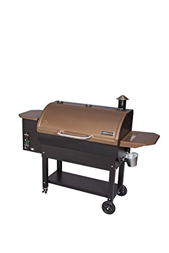 Camp Chef SmokePro LUX Wood Pellet Grill Smoker, Bronze (PG36LUXB) by Camp Chef (Image #2)