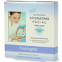 facial neutrogena Cloth hydrating mask