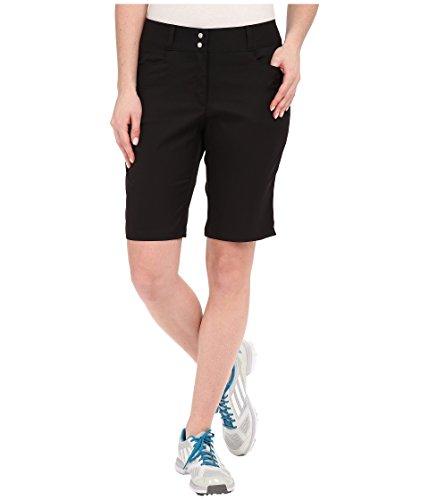 泣く徒歩で保存する[adidas(アディダス)] レディースショーツ?短パン Essentials Lightweight Bermuda Shorts Black 16 (ウエスト88cm) 10