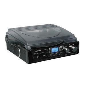 Lauson Cl 108. Tocadiscos para equipo de audio (Radio am/fm ...