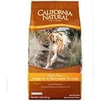 California Natural Grain Free Kangaroo & Red Lentils Formula Adult Dry Dog Food 5lb