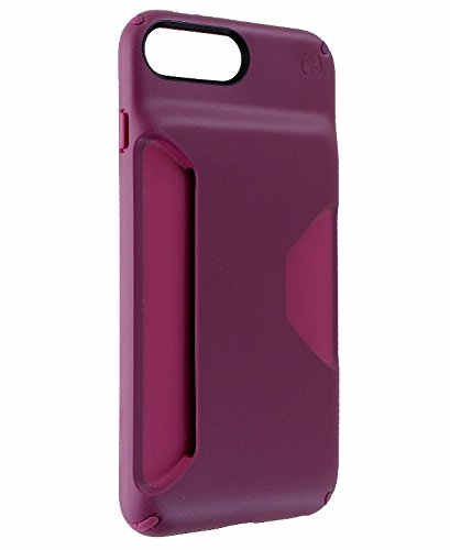 Price comparison product image Speck Products Cell Phone Case for Apple iPhone 7 Plus - Syrah Purple and Magenta Pink