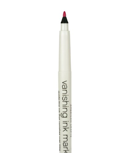 American Crafts Scrapbook Utility Pen, Vanishing Ink Marker