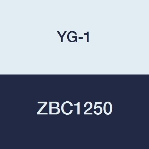 75 mm Length Below Shank YG-1 ZBC1250 Carbide i-Xmill End Mill Ball Holder 25.0 mm