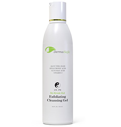 Exfoliating Face Cleanser