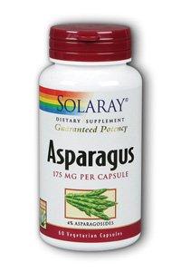 Asparagus Extract Solaray 60 ()