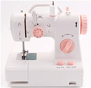 GAME Maple Pequeña Mini máquina de Coser eléctrica para Uso ...