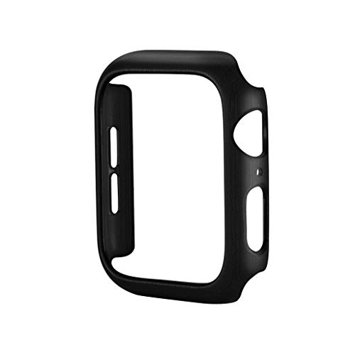 40mm Case Ultra Thin Strips Shape PC Cover for Apple Watch 4 Protective