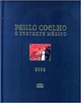 Agenda Paulo Coelho. O Instante Magico 2006. Preto Em ...