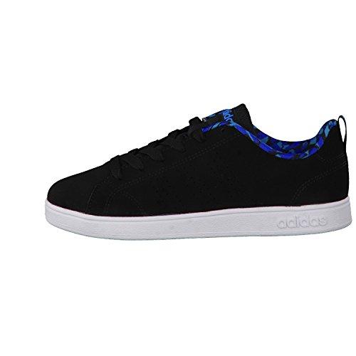 adidas Kinder Sneaker VS ADVANTAGE CLEAN K core black/core black/solar blue2 s14 36 2/3