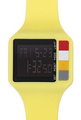 NO LABEL Sport / Military Everyday Digital Watch - Silico...