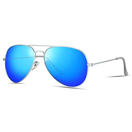 Lunettes Bleu Homme de ATTCL soleil Tw6fxS
