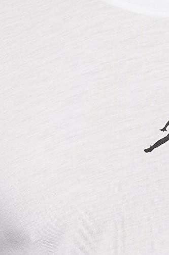 X-Large, White//Black Jordan Nike Mens 23 Tech Short Sleeve T-Shirt Top