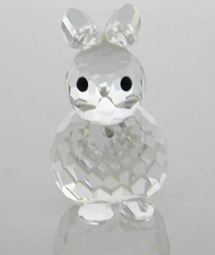 - Swarovski Silver Crystal Rabbit 7678 NR 040 (Retired)