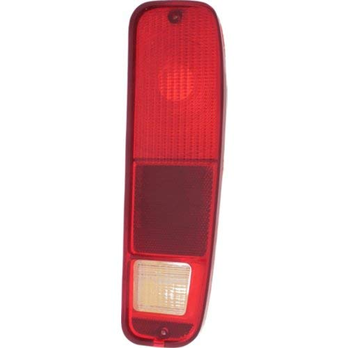 Garage-Pro Tail Light for FORD F-SERIES 73-79 / ECONOLINE VAN 75-91 RH Lens and Housing ()