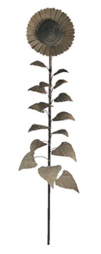 Designer Palms - Large Metal Sunflower