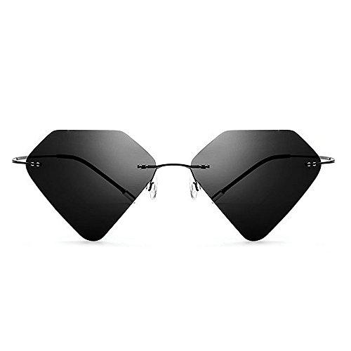 protección de Gafas la de aire libre TAC del gafas diseño lente mujeres las irregular TR90 de polarizadas sol las de sol de para la de de al conducción la de únicas ULTRAVIOLETA gafas de playa sol la qIw6IZr