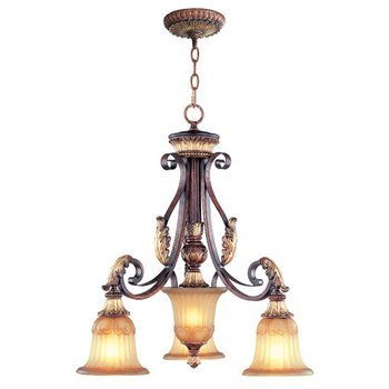 Livex Lighting 8573-63 Villa Verona Chandelier