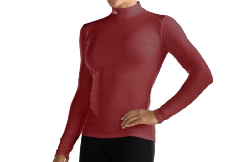 Under Armour Cold Gear Mock - Running Mock Turtleneck