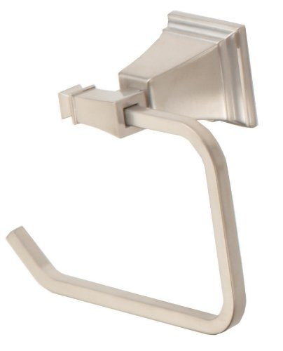 Pegasus 714A 0504 Exhibit Collection Towel Ring, Brushed ()