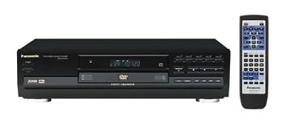 Panasonic DVD-CV40 5-Disc DVD Player by Panasonic