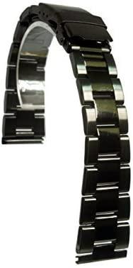 20mm Pulsera De Acero Inoxidable Del Reloj De La Correa De La Venda De Reloj + herramienta 2 pasadores para Samsung Gear S2 Classic SM-R7320 ...