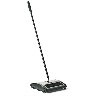 Rubbermaid FG421588BLA Rubbermaid FG421588 Brushless Mechanical Sweeper (Rubbermaid Carpet Sweeper)
