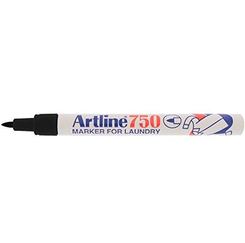 Artline Black Laundry Marker For Clothing