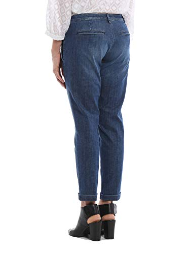 Cotone Cohen Jeans Donna Pwbrigitte00496w1001 Jacob Blu qg7AwHIgd