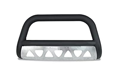 Big Country Truck Accessories 520000 Dakar PRO; Textured Black Powder Coat; 3 in. Tube; Brackets Sold Separately;