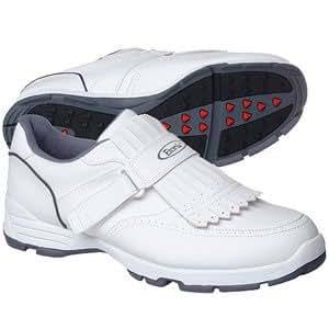 etonic mens lites velcro kiltie golf shoes golf