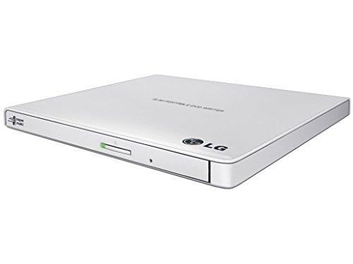 LG GP57EW40 Portable Slim 8 x DVD+RW - White