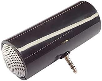 Evelove 3.5mm Portable Speaker Stereo Mini Speaker Music MP3 Player Amplifier Loudspeaker for Mobile Phone/&Tablet PCS Portable Line-in Speakers