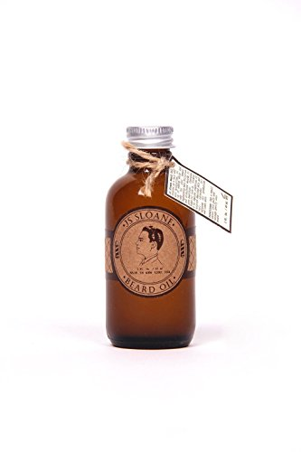 JS Sloane Beard Oil, 2 fl. oz./60 mL