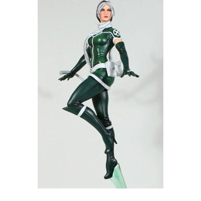 Bowen Designs Modern Version Rogue Painted Statue - Psylocke Marvel Costume