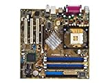 Asus Computer MATX MBD 865G S478 80