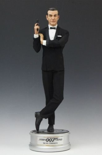 James Bond Sean Connery Premium Format Statue By Sideshow